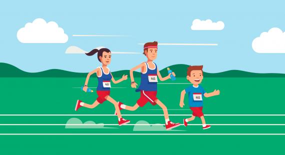 Keepthebeat Mile 2019